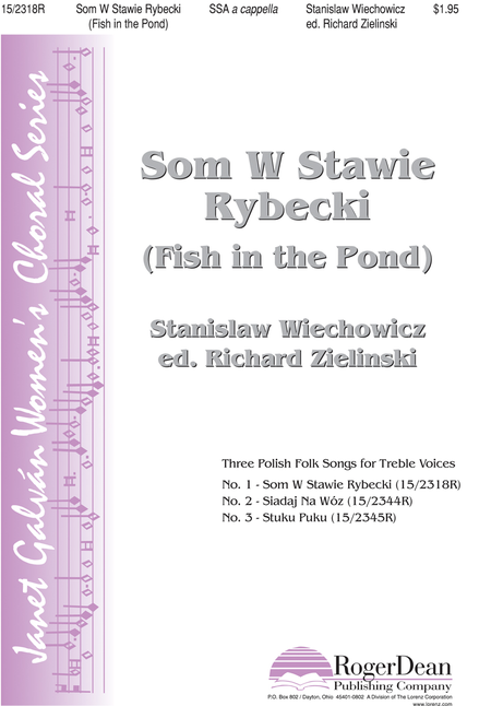 Som W Stawie Rybecki (Fish in the Pond)