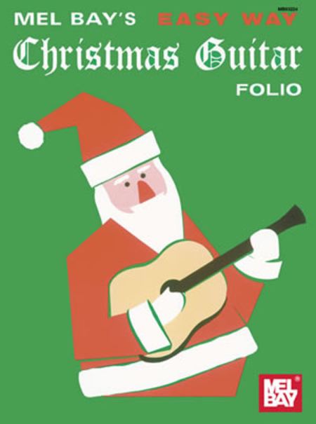 Easy Way Christmas Guitar Folio