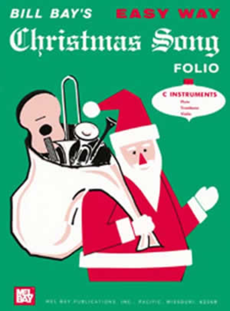 Easy Way Christmas Song Folio/C Instruments