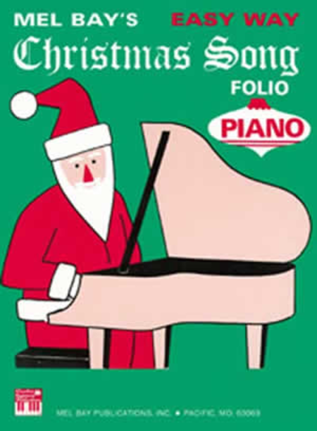Easy Way Christmas Song Folio/Piano