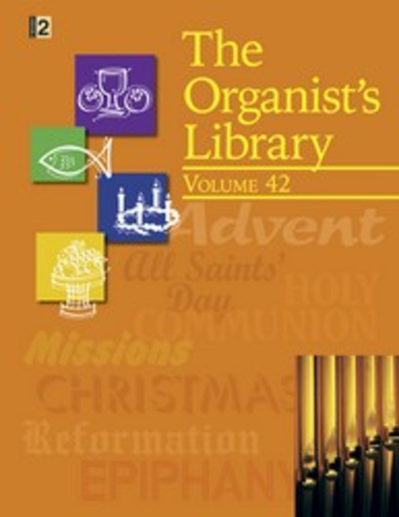 The Organist's Library, Vol. 42
