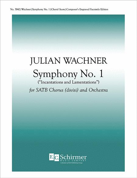 Symphony No. 1 (Choral Score)