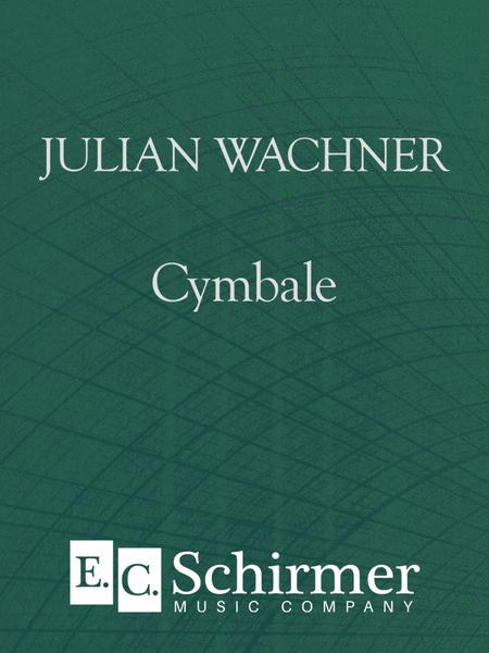 Cymbale (Study Score)