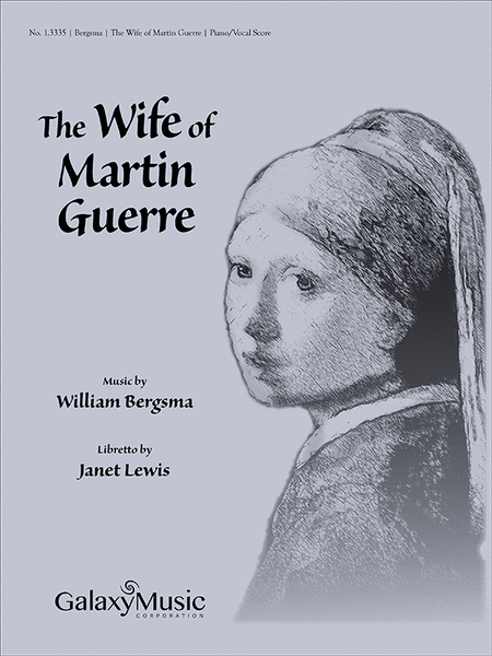 The Wife of Martin Guerre (Piano/Vocal Score)