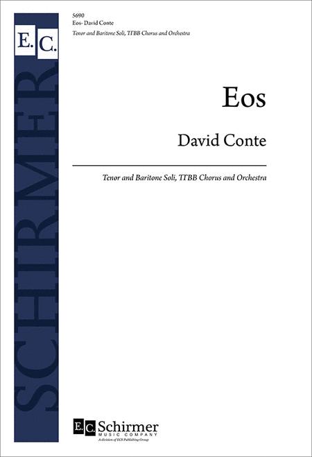 Eos (Choral Score)