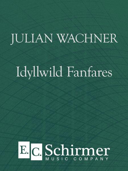 Idyllwild Fanfares (Study score)