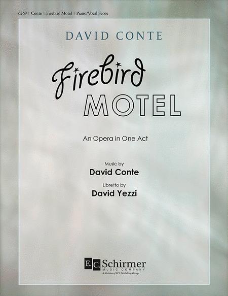 Firebird Motel (Piano/Vocal Score)