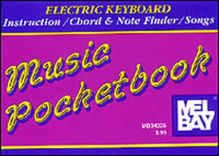 Electric Keyboard Pocketbook