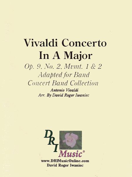 Vivaldi Concerto in A Major