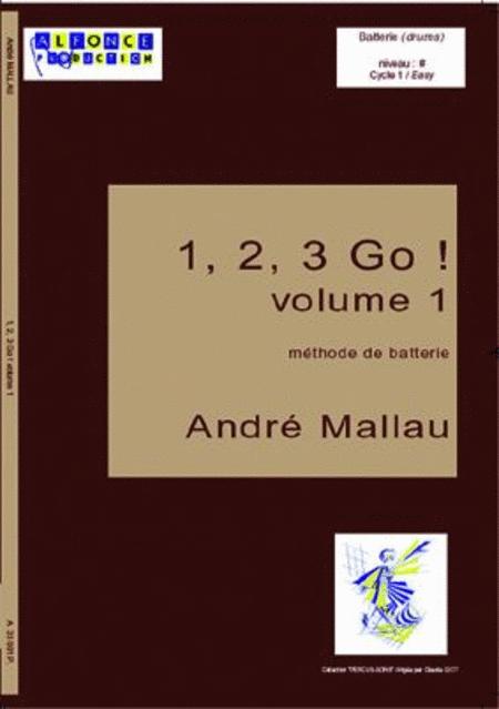 1, 2, 3, GO ! - Volume 1