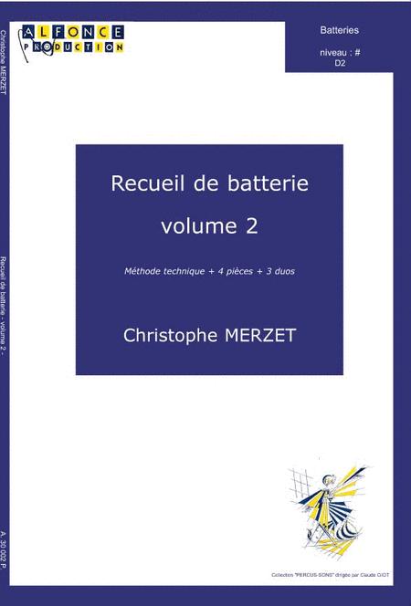 Recueil de batterie - Volume 2