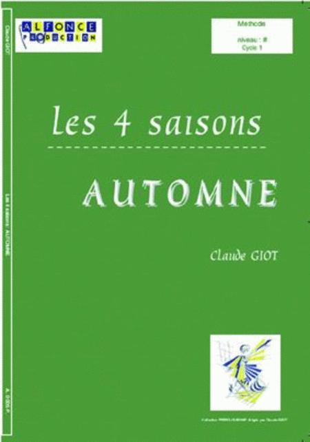 Les 4 Saisons ''Automne''