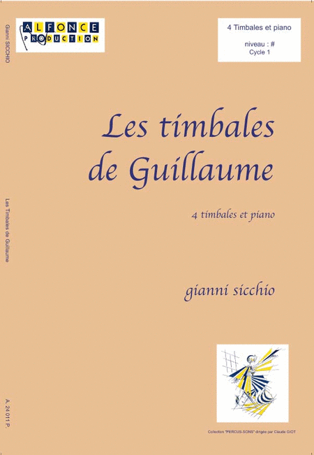 Les timbales de Guillaume