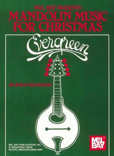Evergreen - Mandolin Music for Christmas