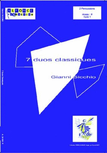 7 duos classiques