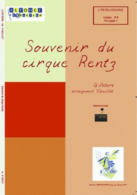 Souvenir du Cirque Rentz