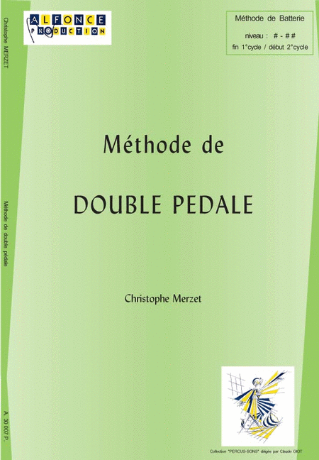 Methode de double pedale