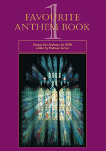 Favourite Anthem Book - Book 1