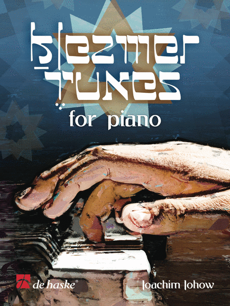 Klezmer Tunes For Piano  Book (easy-interm)