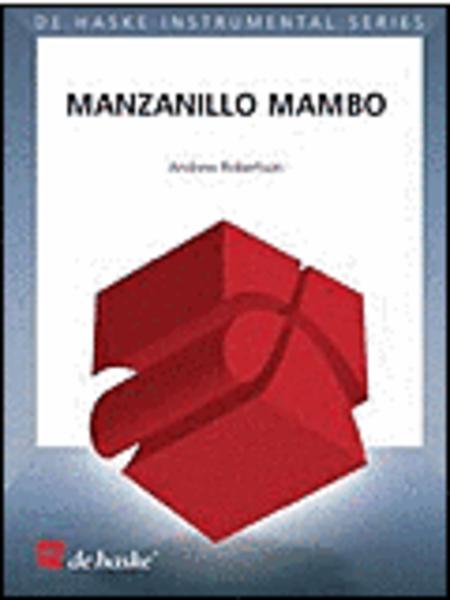 Manzanillo Mambo  Clarinets Quartet (intermed)