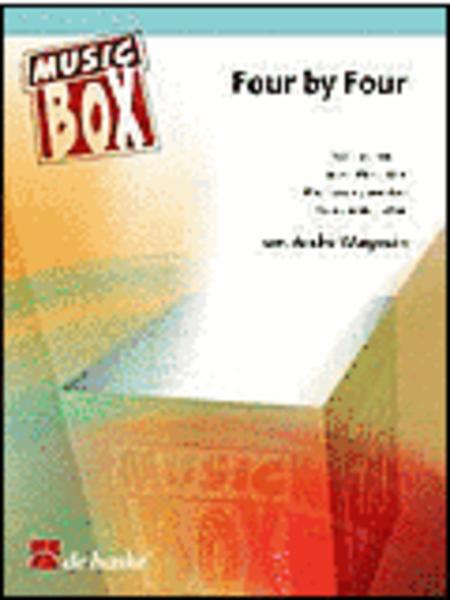 Four By Four Flute Quartet (easy-intermediate)