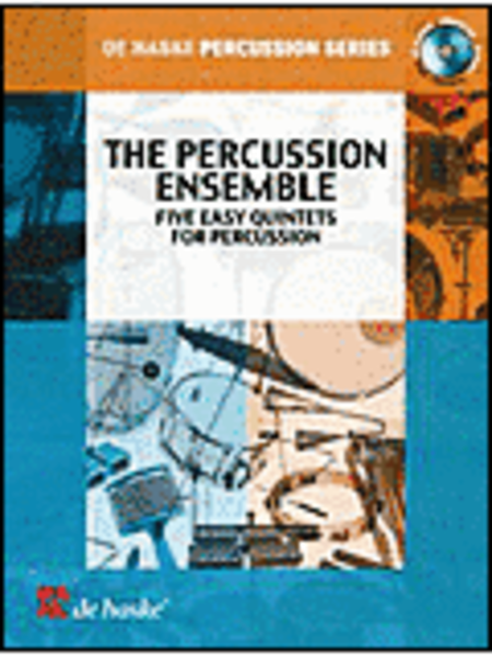 The Percussion Ensemble Percussion Quintet (easy)