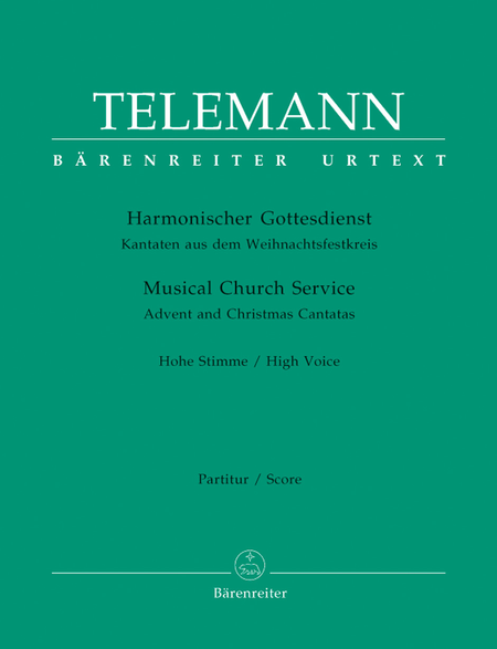 Harmonischer Gottesdienst / Musical Church Service - Volume 1 (score and parts)