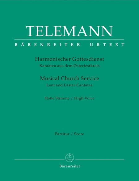 Harmonischer Gottesdienst / Musical Church Service - Volume 2 (score only)