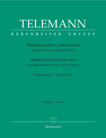 Harmonischer Gottesdienst / Musical Church Service - Volume 3 (score and parts)