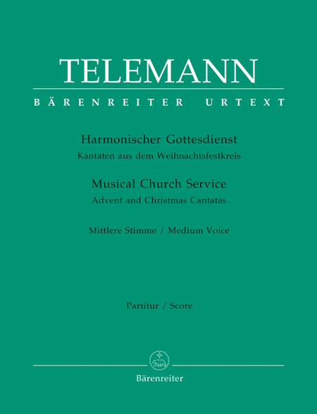 Harmonischer Gottesdienst / Musical Church Service - Volume 4 (score and parts)