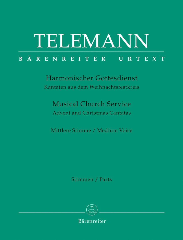 Harmonischer Gottesdienst / Musical Church Service - Volume 4 (set of parts)