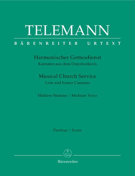 Harmonischer Gottesdienst / Musical Church Service - Volume 5 (score and parts)