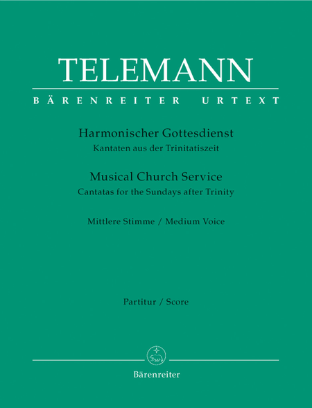 Harmonischer Gottesdienst / Musical Church Service - Volume 6 (score and parts)