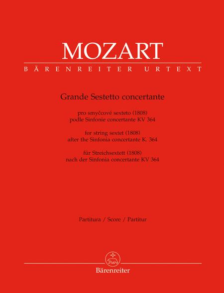 Grande sestetto concertante for String Sextett