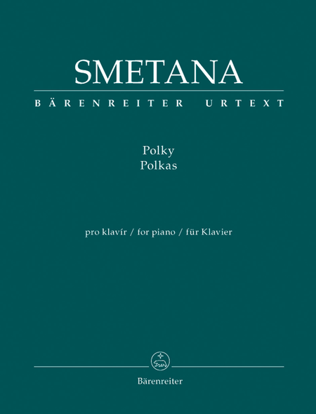 Polkas for Piano