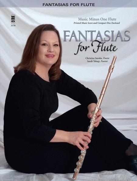 Fantasias for Flute: Classics with Piano (2 CD set)
