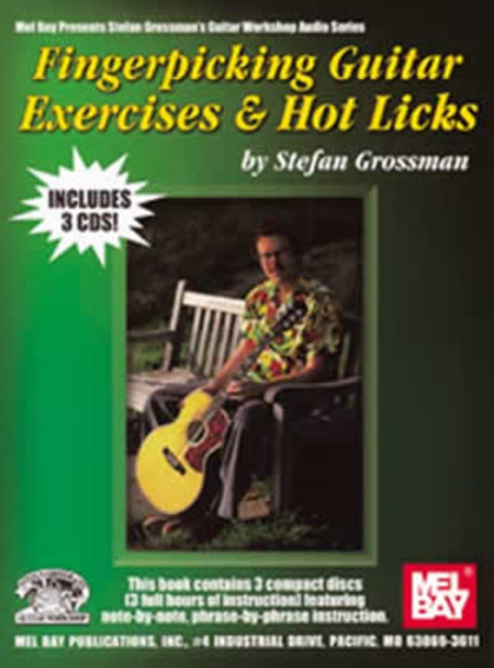 Fingerpicking Guitar Exercises & Hot Licks