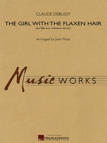 The Girl with the Flaxen Hair (La fille aux cheveux de lin)