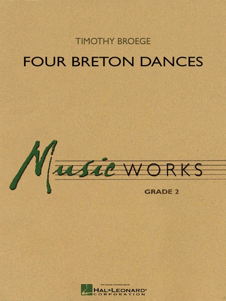 Four Breton Dances