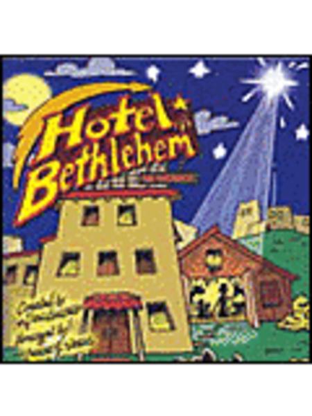 Hotel Bethlehem - Accompaniment/Split Track CD