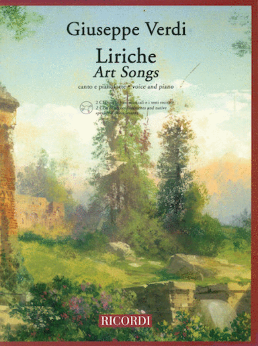 Liriche (Art Songs)