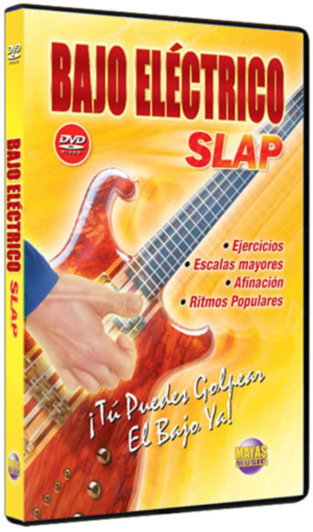 Bajo Electrico Slap, Spanish Only