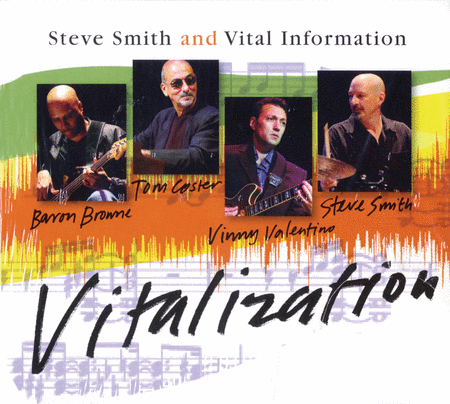 Steve Smith and Vital Information - Vitalization