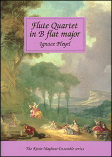 Flute Quartet in Bb major - Score