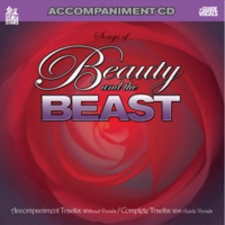 Songs of Beauty and the Beast (Karaoke CD)
