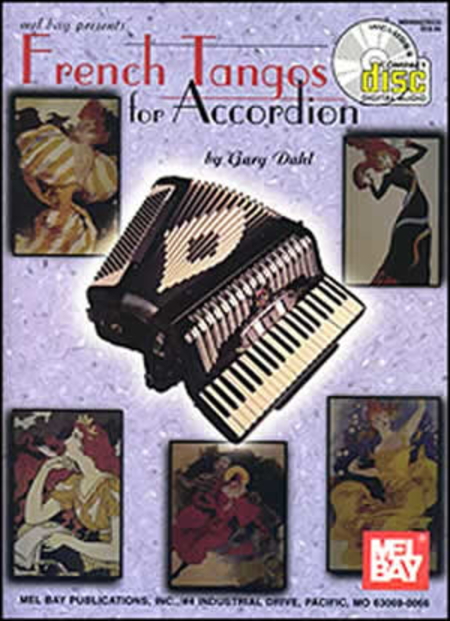 French Tangos for Accordion