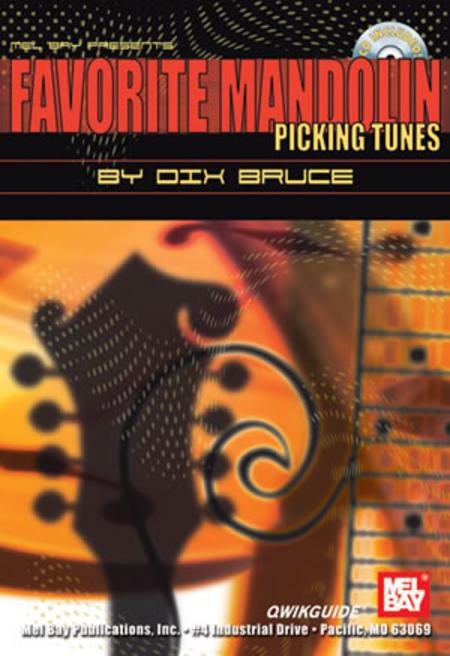 Famous Mandolin Pickin' Tunes - QWIKGUIDE