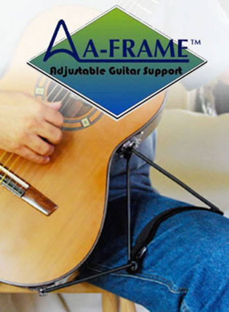 Guitar A-Frame Support