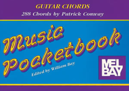 Guitar Chords Pocketbook
