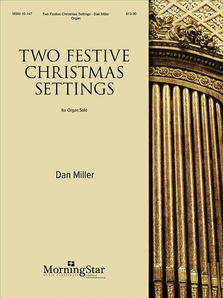 Two Festive Christmas Settings